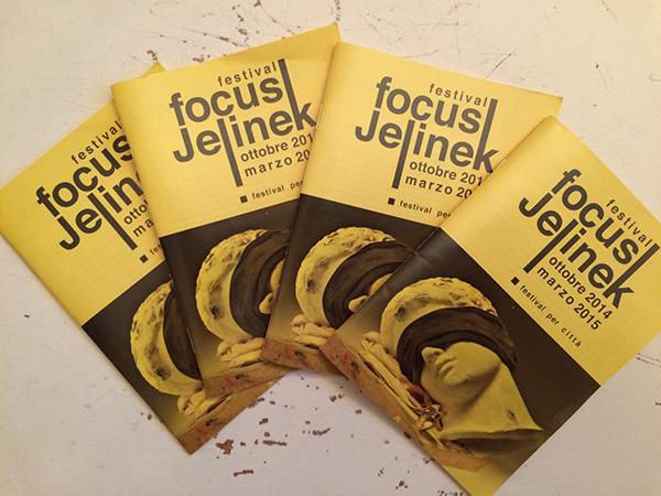 Festival Focus Jelinek - libretto